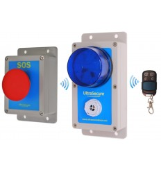 Wireless KP Shop SOS Panic Alarm
