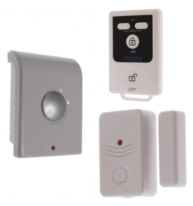 BT Wireless Door Alarm & Internal Siren