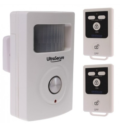 Battery Powered BT PIR & 2 x Remote Controls