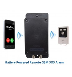 'The UltraDIAL' Battery Covert GSM Alarm
