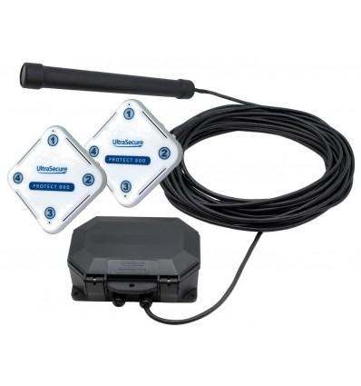 Protect-800 Wireless Vehicle Detecting Driveway Alarm & 2 x Indoor Receivers