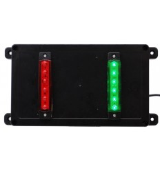 Entry Lights Satellite Box (slim LED's)