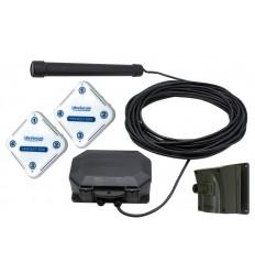 Protect-800 Wireless Vehicle Probe, PIR & 2 x Receivers Driveway Alarm