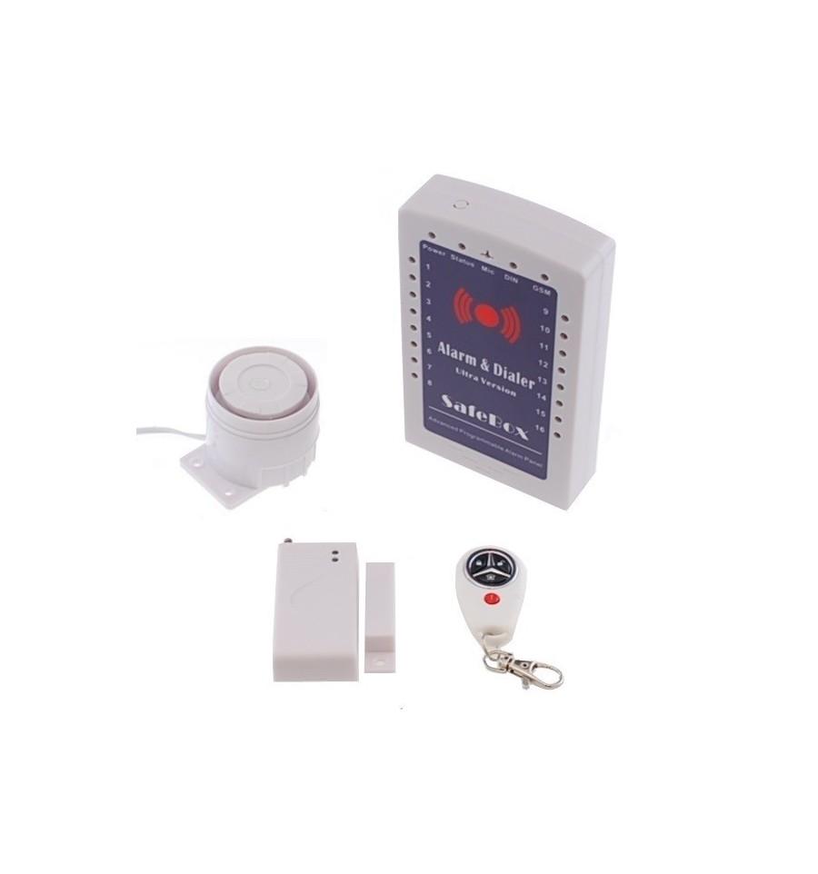 wireless gsm alarm kp mini alarm system 1 diy rh ultrasecuredirect com