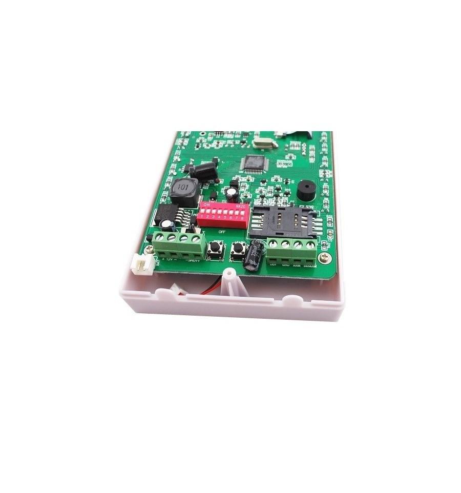 wireless gsm alarm kp mini alarm system 1 diyterminal blocks, for the kp mini wireless gsm alarm control panel
