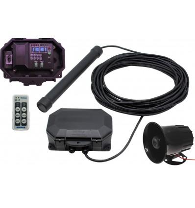 Metal Detecting Driveway Alarm & Outdoor Receiver