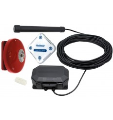 Protect 800 Wireless Vehicle Detecting Driveway Alarm with Loud Bell
