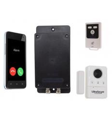 Covert Battery 3G GSM UltraDIAL Door Alarm