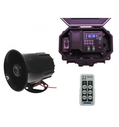 Protect 800 Outdoor Receiver with Loud Weatherproof Siren
