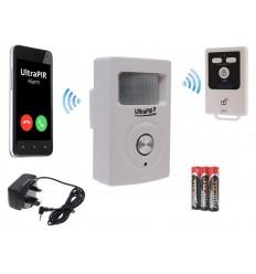 3G UltraPIR GSM Alarm (mains powered)