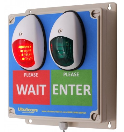 Wireless Door Entry Control System 1