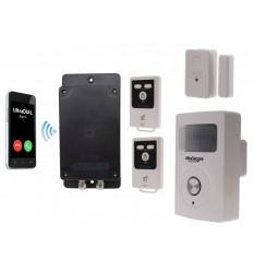 Battery 3G GSM UltraDIAL Door Contact & PIR Alarm