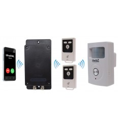 Silent Battery GSM Alarm (UltraDIAL)