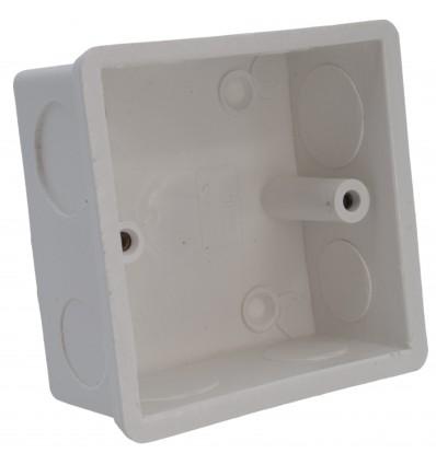 Recess (sunken) Mounting Box Plastic