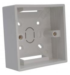Flush Type Mounting Box Plastic