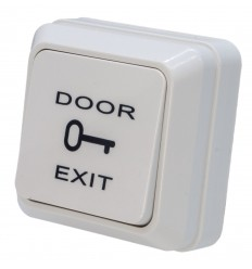 Wired Door Exit Push Button