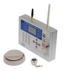 KP Smoke Heavy Duty GSM Wireless Alarm System