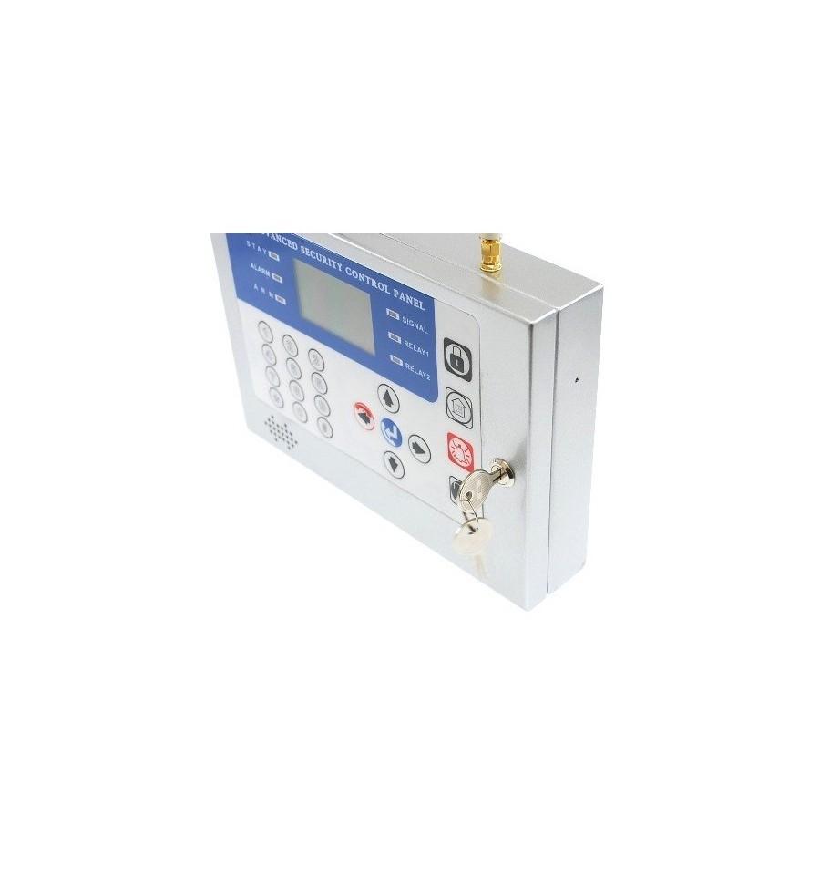 GSM Smoke Alarm | Wireless | KP Heavy