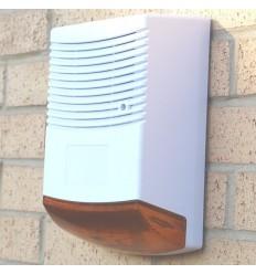 Decoy Alarm Bell Box