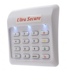 Wireless Smart Alarm Keypad