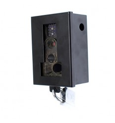 MMS CCTV Invisible Flash Portable Outdoor Recording Camera & Protective Cage (C60-NV12MMS)