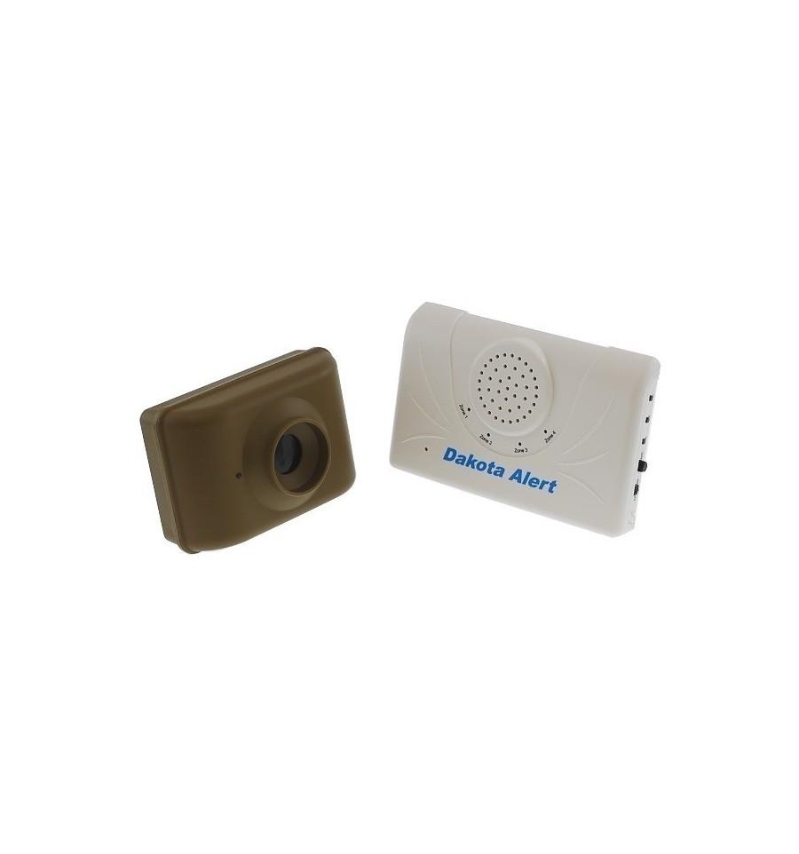 800 Metre Wireless Driveway Amp Perimeter Alarm Dakota