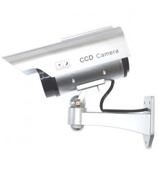 DC2 Solar (Solar Powered Dummy CCTV Camera)