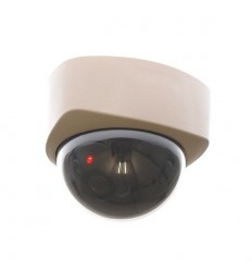 Compact Dome Decoy (dummy) CCTV Camera (DC3)