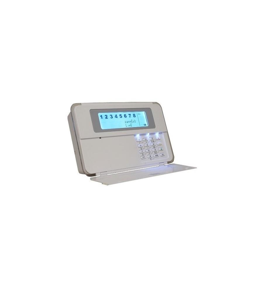 Smart Wireless Vibration Alarm Telephone Auto Dialler Sensor Receiver Built In Dialer