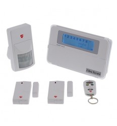 Wireless Smart Alarm & Telephone Dialer CC System.