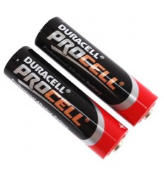 2 x AA Batteries