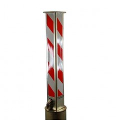 Fully Telescopic TP-80R Security Post (001-0940 K/D, 001-0930 K/A)