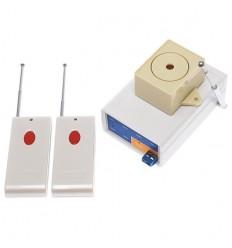 6-Channel 500m Wireless Lone Worker System