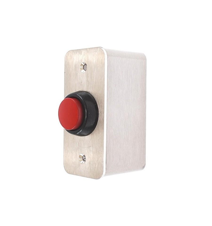 Long Range Wireless Bell Siren Amp Heavy Duty Red Push Button