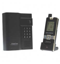 600 metre Wireless UltraCom Intercom & keypad System