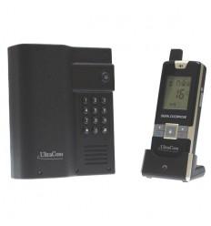 UltraCom 600 metre Wireless Intercom (with Keypad).