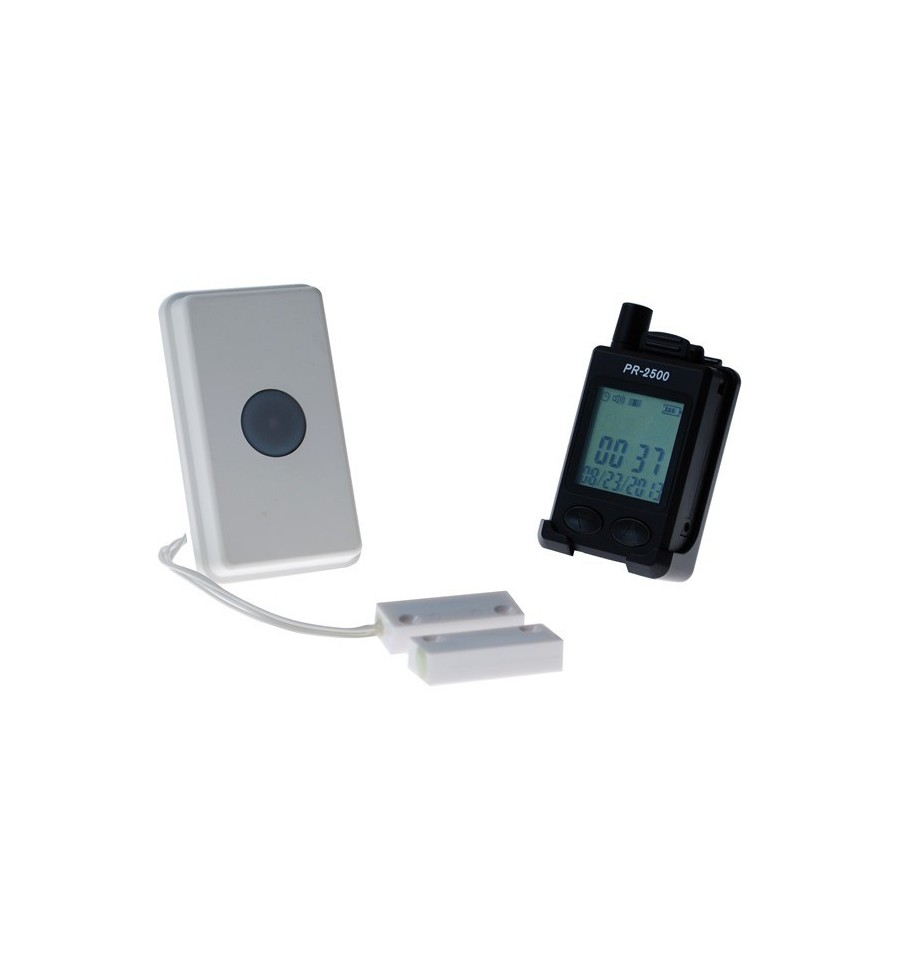 Wireless Door Alert \u0026 Portable Pager ...