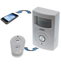 UltraPIR (2G GSM Battery Powered PIR Alarm).