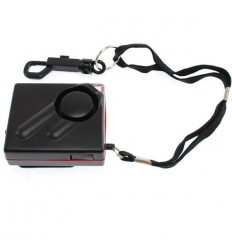 140 Db Minder Personal Alarm with built in Torch