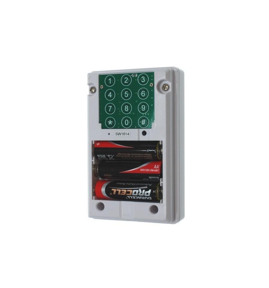 Battery GSM Wireless Alarm