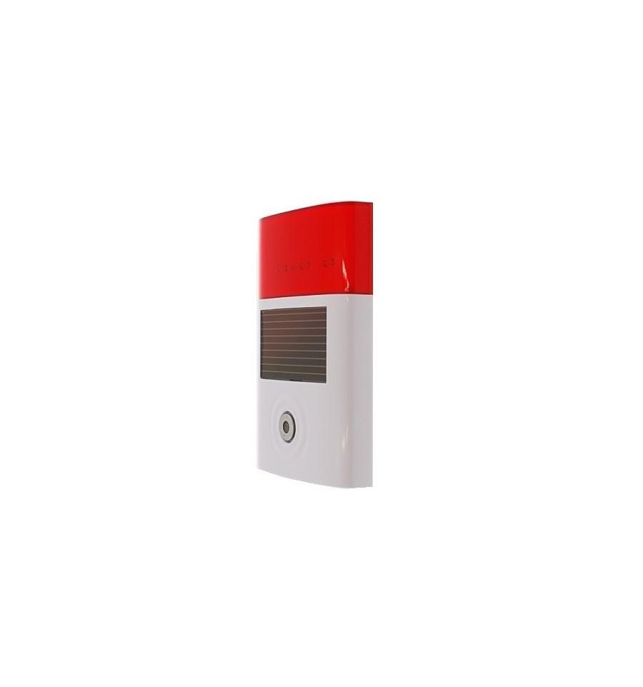 Battery Wireless GSM Alarm & Solar Wireless Siren