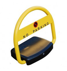 Solar Powered Automatic Parking Post