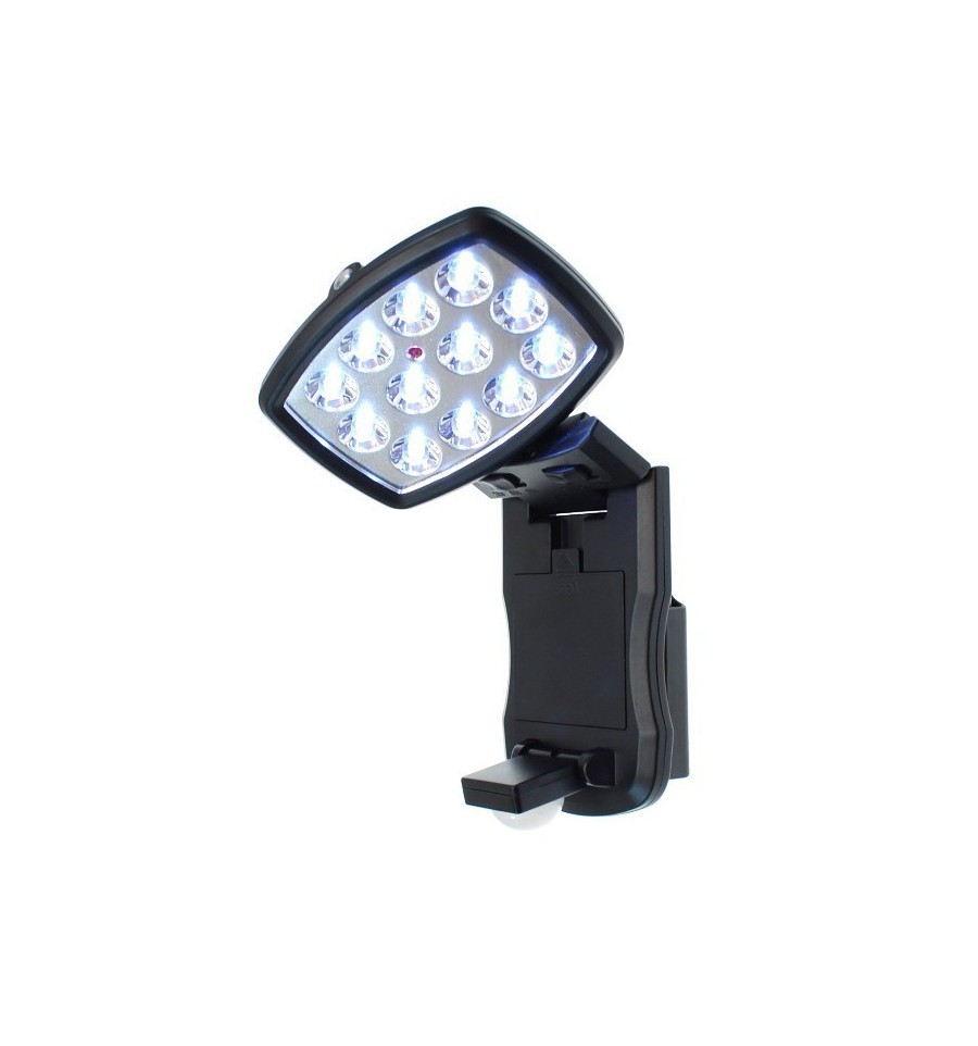 battery powered led light security light shed garage light. Black Bedroom Furniture Sets. Home Design Ideas