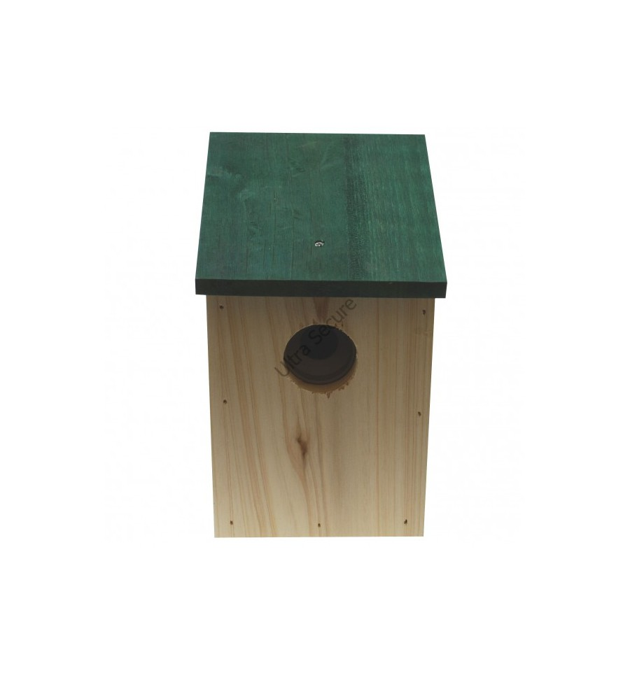 Dakota Dcma Wireless Driveway Alarm Wooden Bird Box