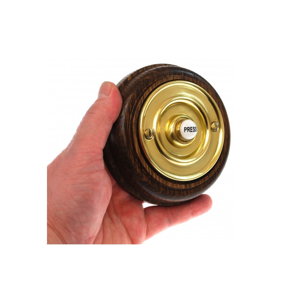 Edwardian Wireless Doorbell Amp Edwardian Press Doorbell