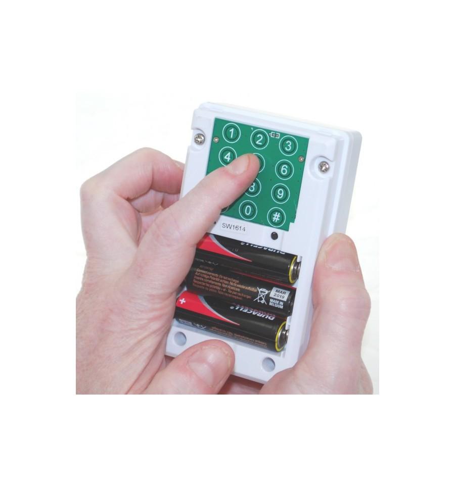 Battery Powered Outdoor 3g Gsm Alarm Ultrapir Bird Box Burglar By Programming The Texting