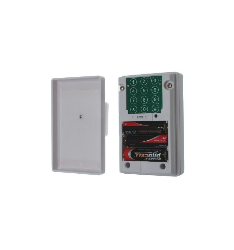 Battery powered outdoor 3g gsm alarm ultrapir bird box for Alarme box garage