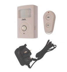 Mains & Battery Powered UltraPIR GSM Alarm (3-pin transformer)