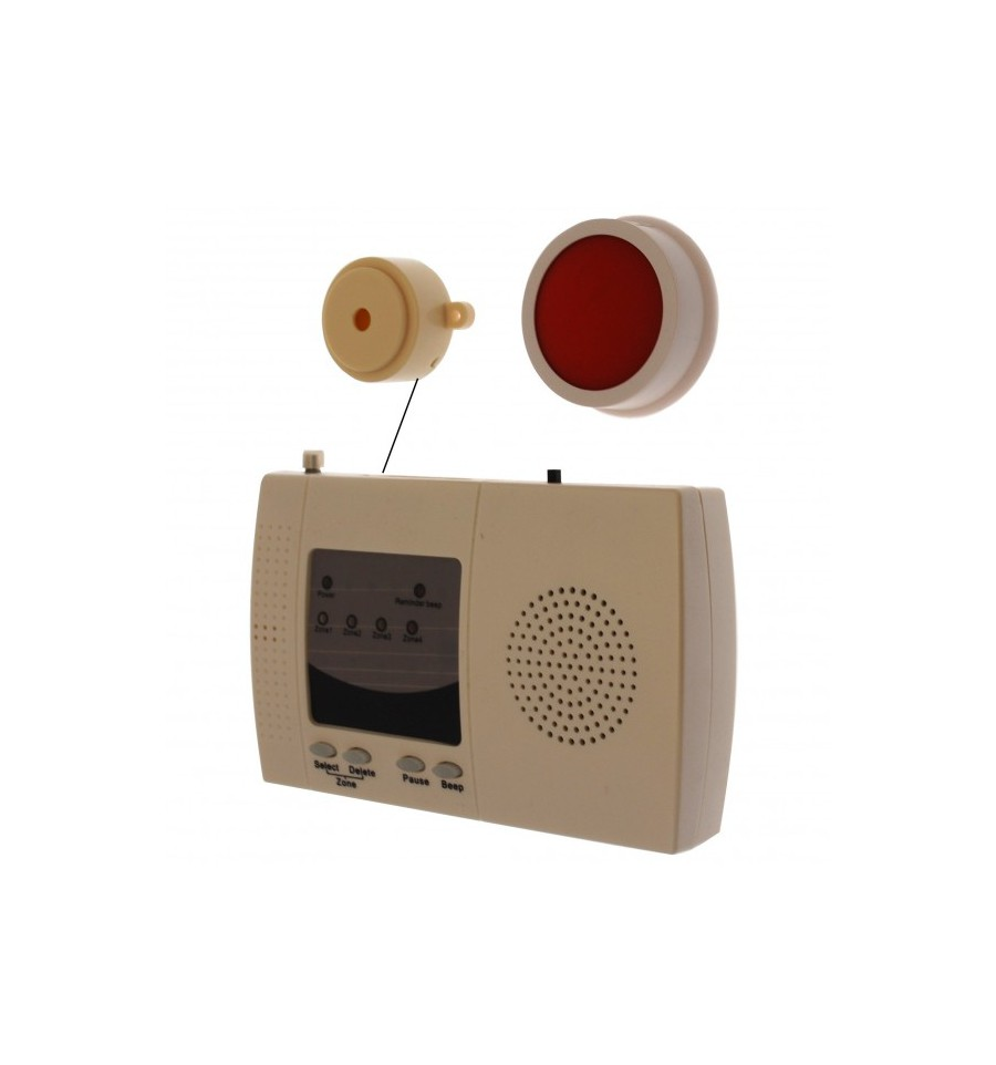 300 metre wireless sb1 panic alarm. Black Bedroom Furniture Sets. Home Design Ideas