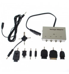 Voltage Adapter & Accessory End Tip Kit